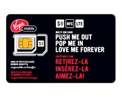 Image du produit Virgin Mobile - Carte multi SIM