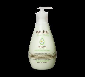 Exotic Vitality Monoi Oil hydratant savon liquide pour les mains, 500 ml