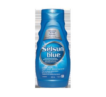 Image du produit Selsun Blue - Shampooing antipellicullaire hydratation ACTIV, 300 ml