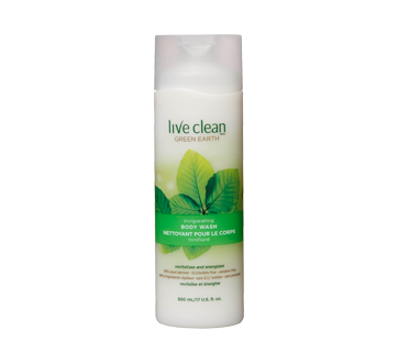 Green Earth nettoyant pour le corps, 500 ml