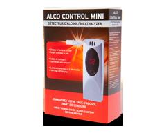Image du produit Alco Prévention Canada - Control Mini détecteur d'alcool, 1 unité