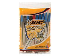Image du produit Bic - Cristal stylo-bille, 10 unités