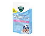 Tampons aromatiques VapoPads
