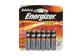Vignette du produit Energizer - Piles, emballage plateau, max AAA-12