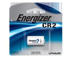 Image du produit Energizer - Piles spécialisées, 1 pile, EL1CR2BP