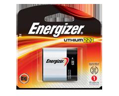 Image du produit Energizer - Piles spécialisées, 1 pile, EL223APBP