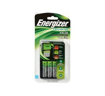 Chargeur, recharge valeur AA/AAA