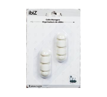Image 2 du produit ibiZ - Organisateurs de câbles