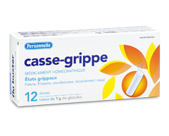 Image du produit Personnelle - Casse-grippe, 12 doses