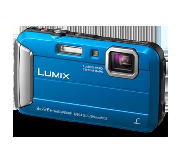 Caméra Lumix TS30 résistante à l'eau, 1 unité, bleu