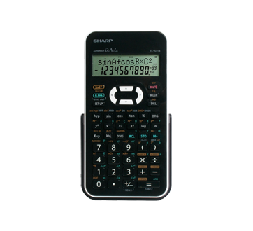 Calculatrice scientifique, 1 unité, EL531XTBWH