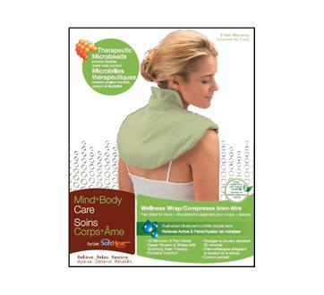 Image du produit SoftHeat - Enveloppe pour cou et épaule thérapie chaud et froid, 1 unité