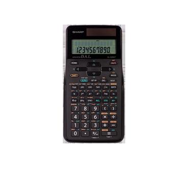 Calculatrice scientifique, 1 unité, EL520XTBBK