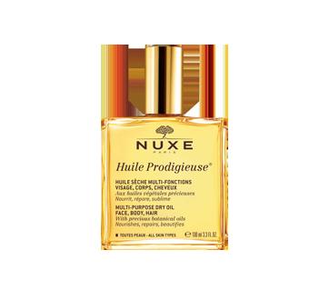 Huile Prodigieuse huile sèche multi-fonctions visage, corps, cheveux, 100 ml