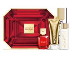 Image du produit Michael Kors - Sexy Ruby coffret-cadeau, 3 unités