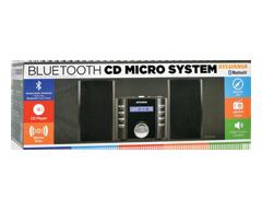 Image du produit Sylvania - Microsystème de son Bluetooth avec radio, 1 unité
