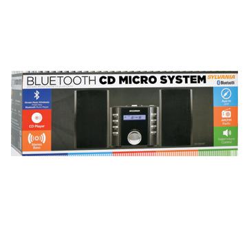 Microsystème de son Bluetooth avec radio, 1 unité