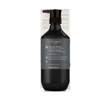 Charbon Bambou shampooing détoxifiant, 400 ml