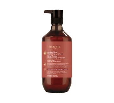 Rose Ambre shampooing hydratant, 400 ml