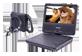 Vignette du produit Sylvania - DVD portatif 7 pouces avec écouteurs et étuis, 1 unité