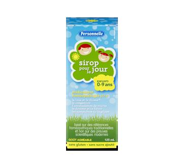 Image du produit Personnelle - Sirop pour le jour pour enfants, 125 ml