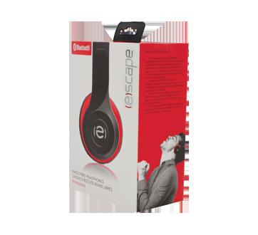 Image 3 du produit Escape - Casque d'écoute mains libres bluetooth, 1 unité