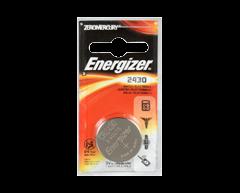 Image du produit Energizer - Piles spécialisées, 1 pile, ECR2430BP