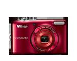 Coolpix L32 rouge