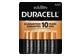 Vignette du produit Duracell - Piles alcalines AA CopperTop, 8 unités
