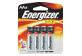 Vignette 2 du produit Energizer - Piles, emballage régulier, max AA-4