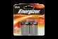 Vignette du produit Energizer - Piles, emballage multiple, max 9v2