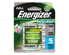 Image du produit Energizer - Piles, recharge power plus AA-4