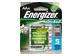 Vignette du produit Energizer - Piles, recharge power plus AA-4