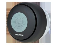 Image du produit Sylvania - Haut-parleur Bluetooth pour la douche
