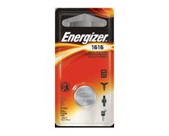 Image du produit Energizer - Piles spécialisées, 1 pile, ECR1616BP