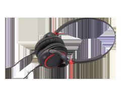 Image du produit Aroc - Casque d'écoute stéréo poids léger, 1 unité