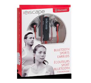 Écouteurs sport bluetooth avec microphone, 1 unité