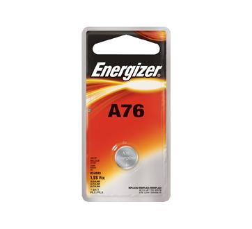 Pile alcaline A76, 1 unité