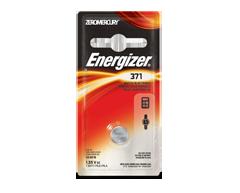 Image du produit Energizer - Piles spécialisées, 1 pile, 371BPZ