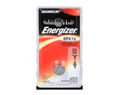Image du produit Energizer - Piles spécialisées, 1 pile, EPX76BPZ