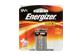 Vignette du produit Energizer - Piles, emballage régulier, max 9v-1