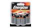 Vignette du produit Energizer - Piles, emballage multiple, max c4