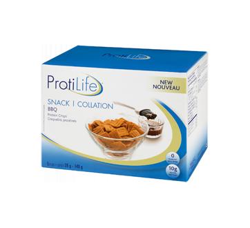 Image 3 du produit ProtiLife - Collation craquelins protéinés, 5 x 29 g, BBQ