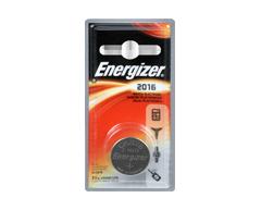 Image du produit Energizer - Piles spécialisées, 1 pile, ECR2016BP