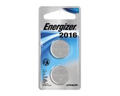 Image du produit Energizer - 2016 piles lithium, 2 unités