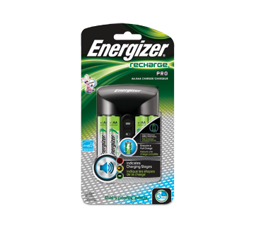 Recharge chargeur pro