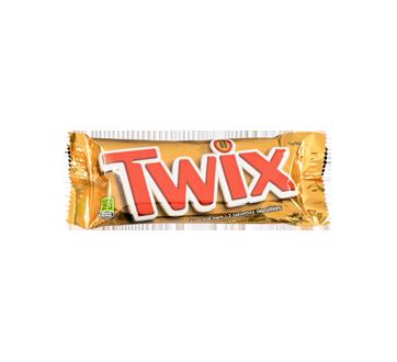 Twix - Barre régulière, 50 g