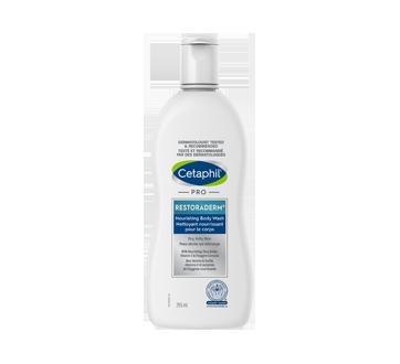 Image du produit Cetaphil - Restoraderm nettoyant nourrissant pour le corps, 295 ml, sans parfum