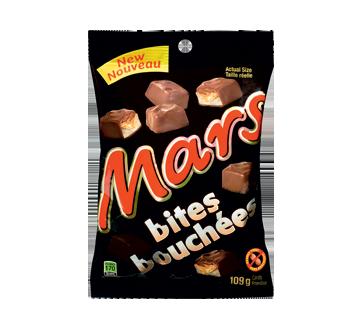 Mars bouchées, 109 g
