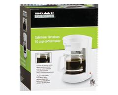 Image du produit Home Exclusives - Cafetière, 10 tasses